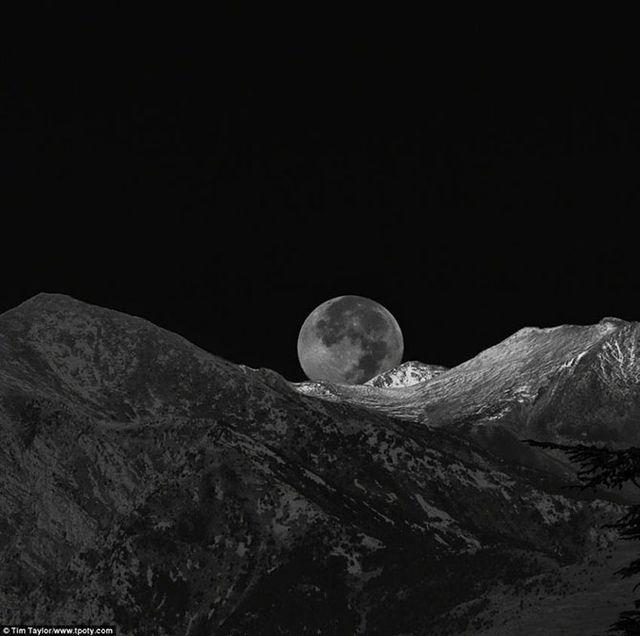 Фотограф Тим Тейлор - Французские Альпы.