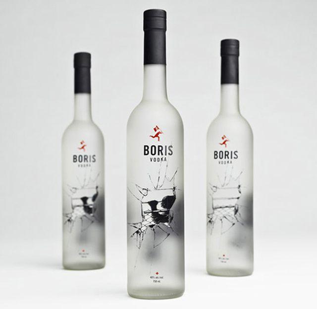 Водка Boris