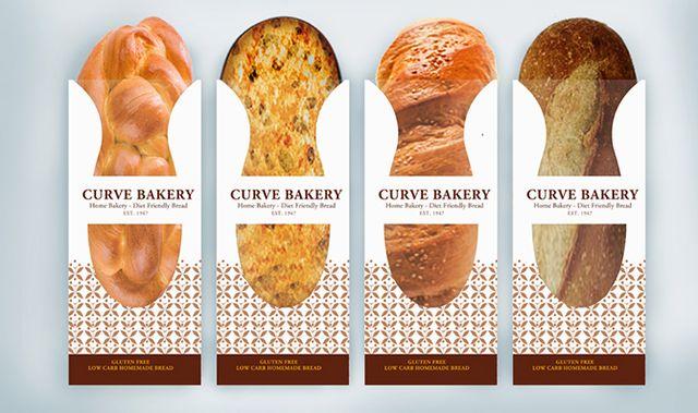 Хлеб Curve Bakery