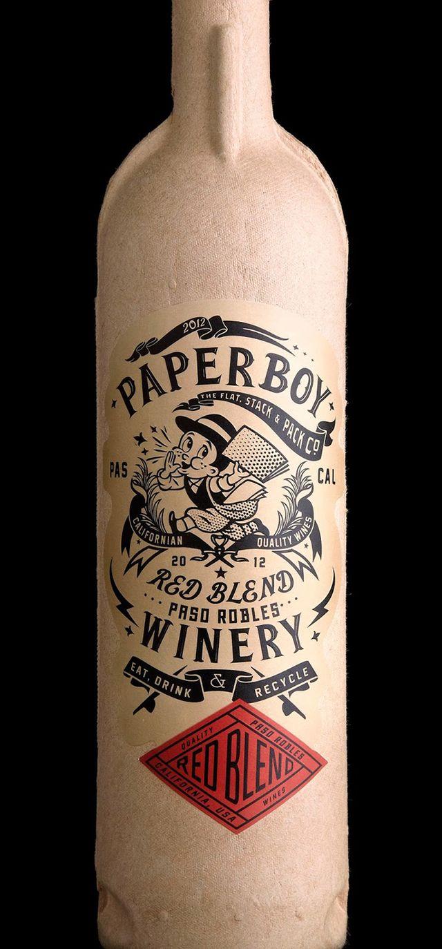 Вино Paperboy