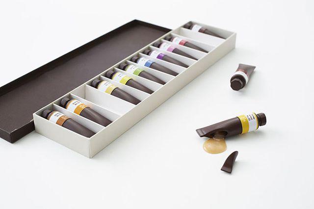 Фигурный шоколад Pen