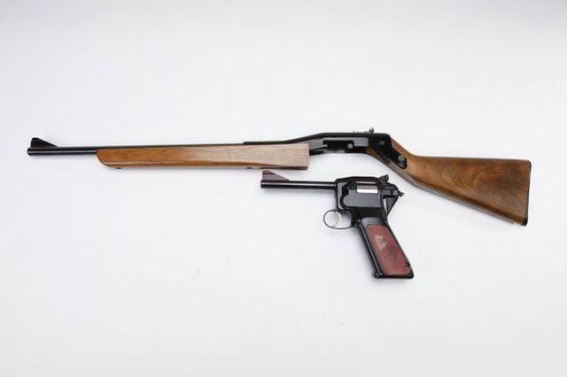 Пистолет-ружье 1500 серии.