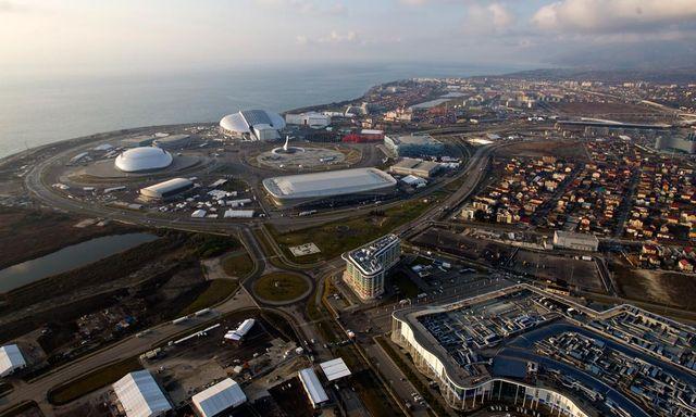 Медиа-центр Олимпийских игр