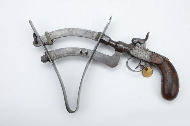 Ударный пистолет.