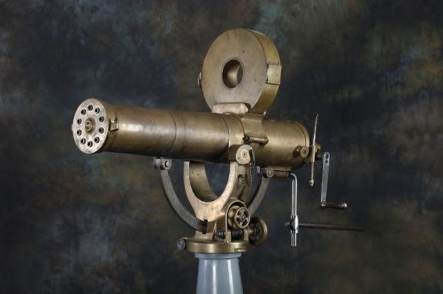 Кольт Гатлинга ВМС США - 70 калибр.