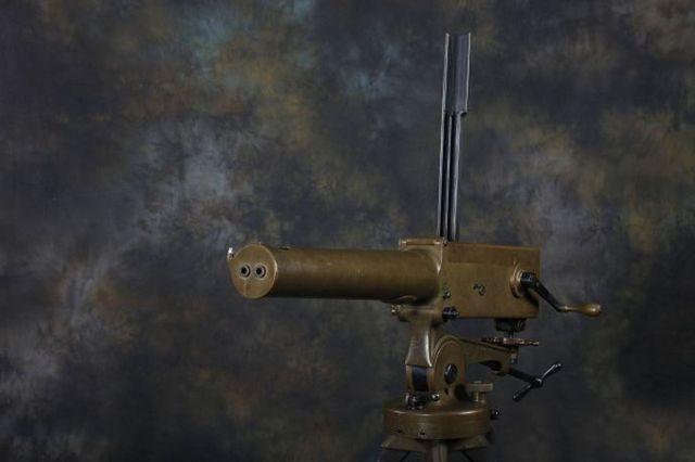 Пистолет Гарднер - 45 калибр.