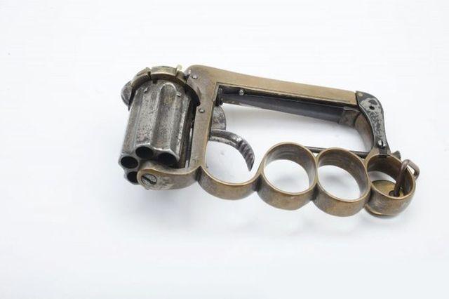 Пистолет Апач - кабир 7 мм.