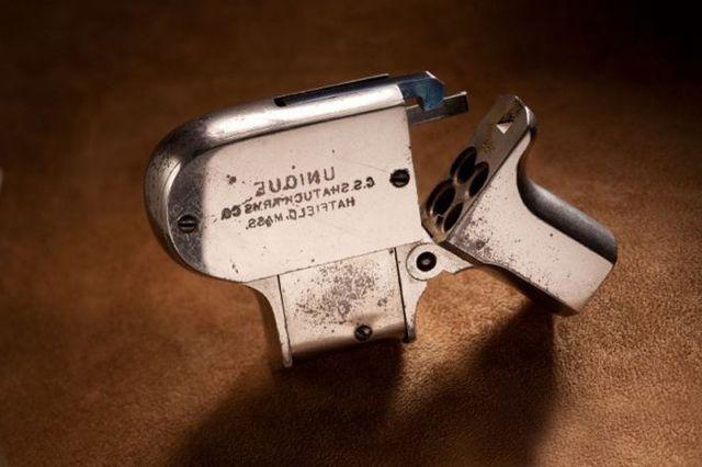 Ручной пистолет - 32 калибр.