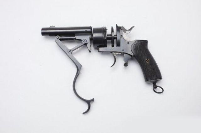 Револьвер Галанд.