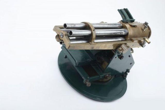 Миниатюрная пушка - 45 калибр.