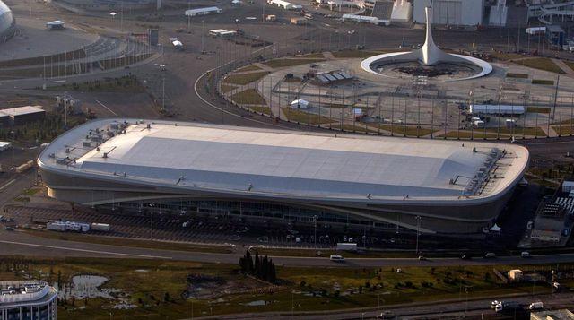 «Адлер-Арена» для конькобежного спорта