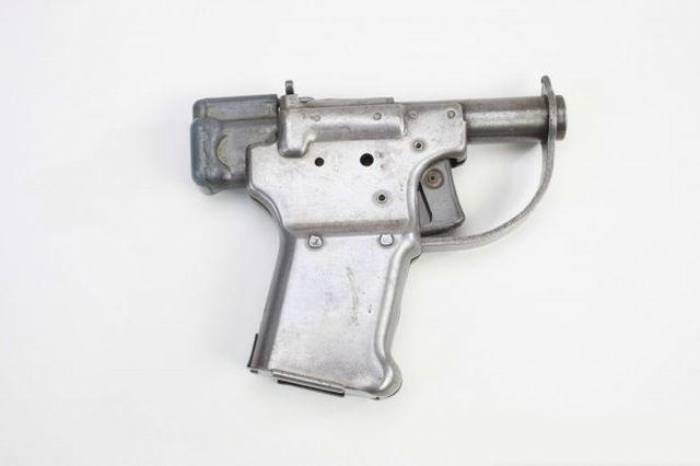Однозарядный пистолет Освободитель.