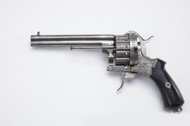 Бельгийский револьвер.