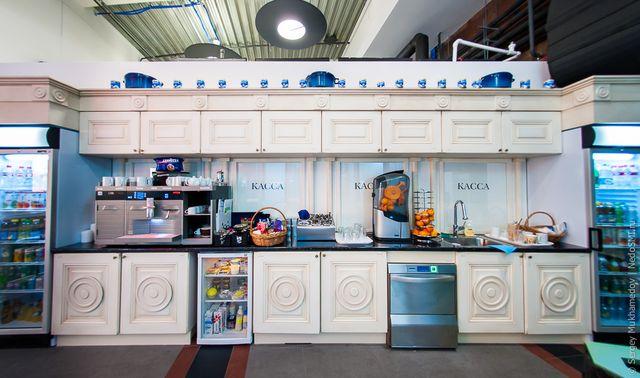 Кухня-касса
