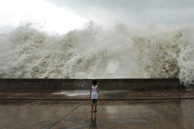Фотографии экстремальной погоды