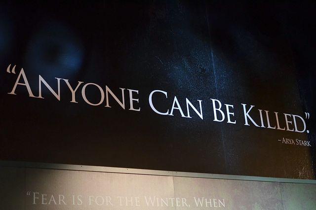 Каждый может быть убит