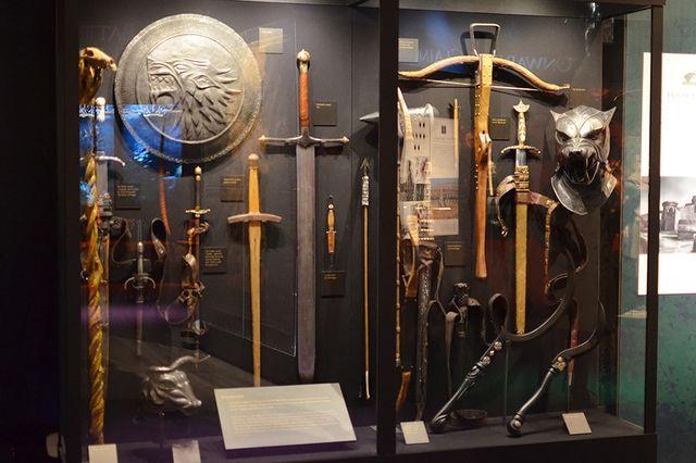 Оружие, используемое в Игре Престолов