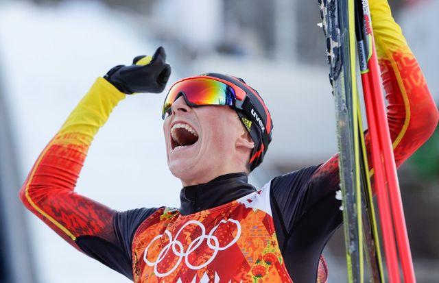 Лица победителей олимпиады Сочи 2014