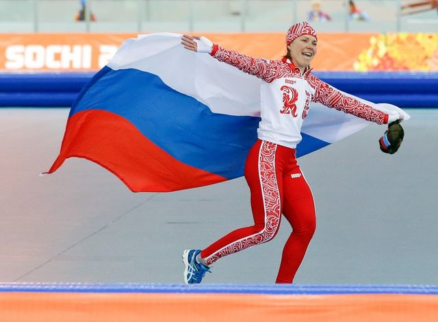 Россиянка Ольга Граф