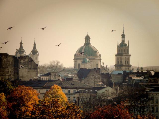 Львов: украинский кладезь величественной архитектуры
