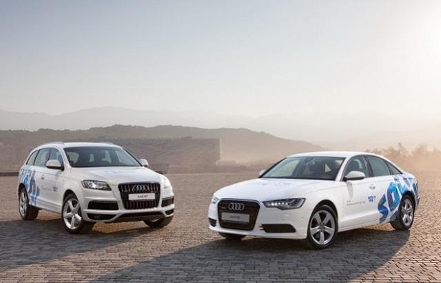 Audi занялась распродажей своего олимпийского автопарка