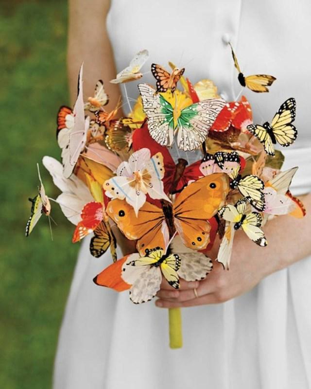14 оригинальных свадебных букетов: от сельской романтики до индийских традиций
