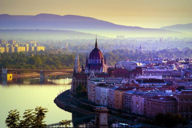 Фото-тур по величественному городу Будапешту