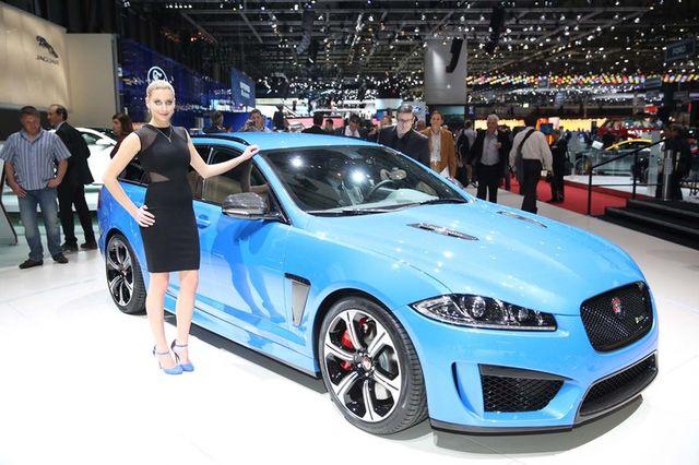 Jaguar XFR S Sportbrake