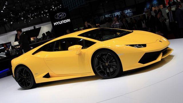 Lamborghini Huaracan