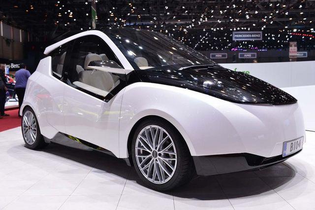 Metropolia Biofore Concept Car