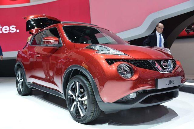Nissan Juke MC