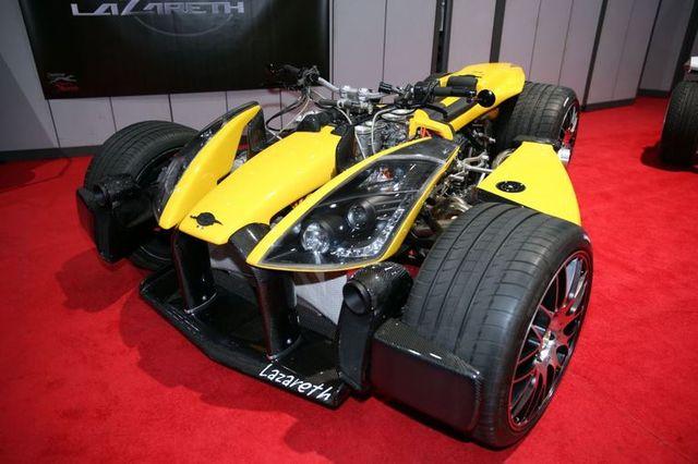 Sbarro Wazuma V8 F