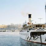 Как выглядит Стокгольм зимой? Художественный фоторепортаж