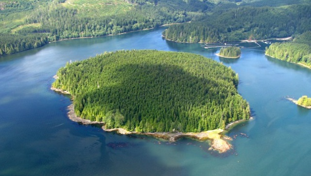 Остров Ванкувр