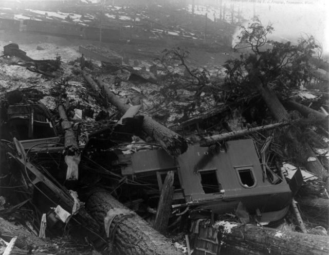 Последствия извержения Сент-Хеленз