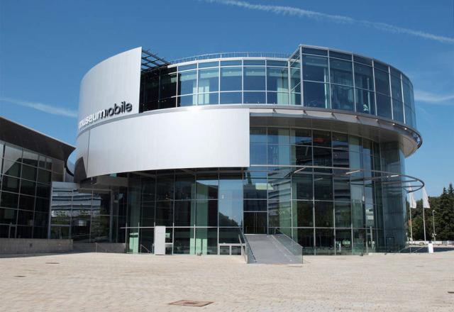 Музей Ауди в Ингольштадте: автомобильная ретроспектива