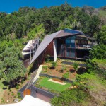 Крылатый дом: инновационная австралийская архитектура