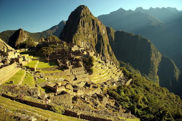 Перуанские истории: горные деревни и города на болотах