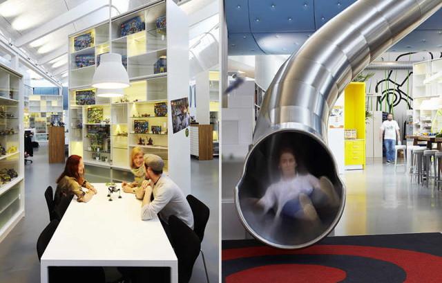 10 способов превратить ваш офис в магнит для сотрудников