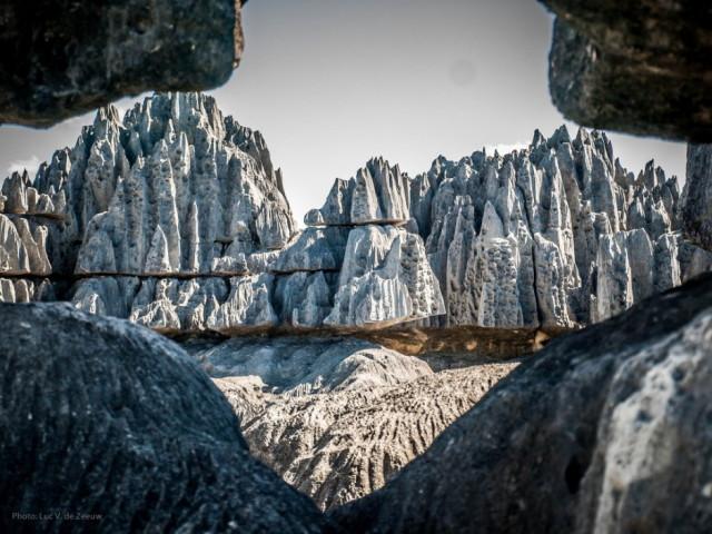 Цинжи дю Бемараха — плато бушующих скал