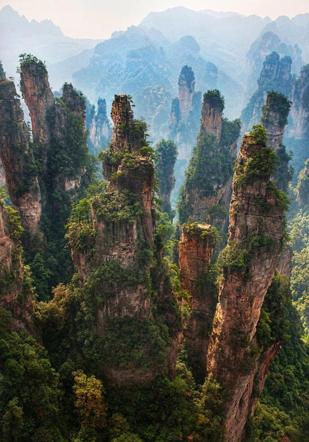Zhangjiajie0