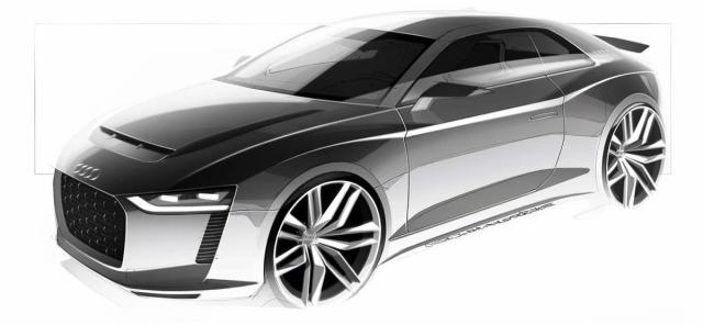 2010 Audi Quattro Concept