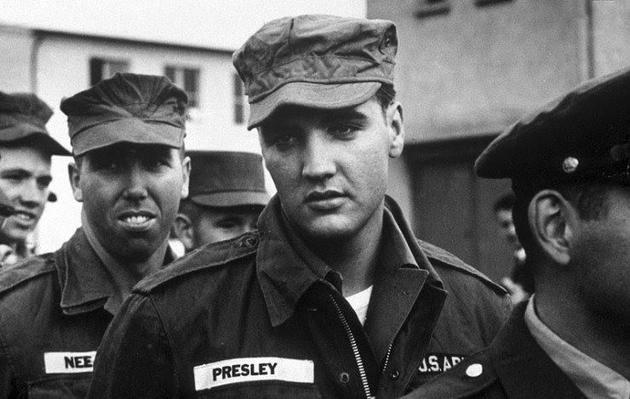rare-photos-presley-elvis-army