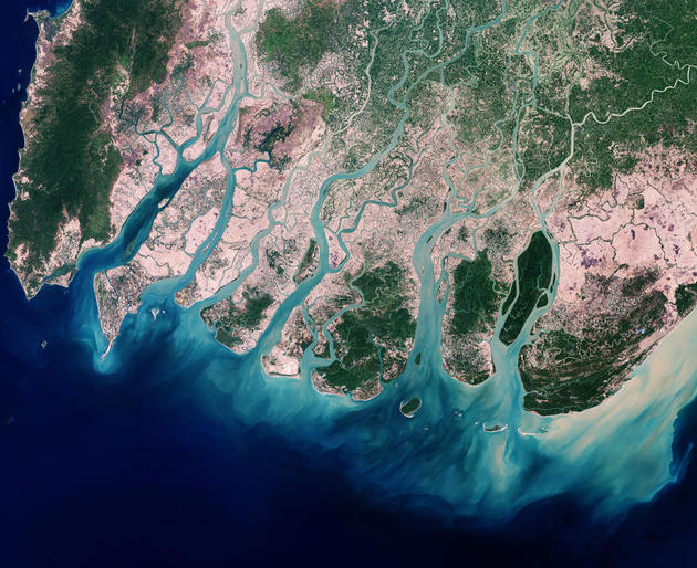 space-earth-photography-irrawaddy-river-delta-burma-nasa