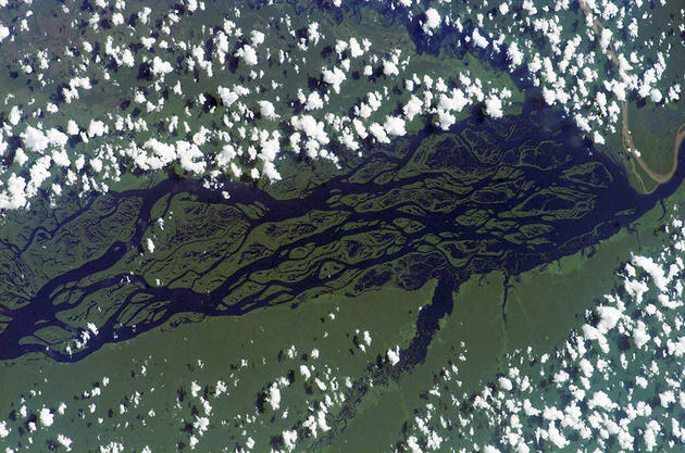 space-earth-photography-rio-negro-brazil-nasa