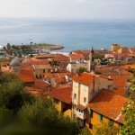 Морские истории: городок Ментон и окрестности
