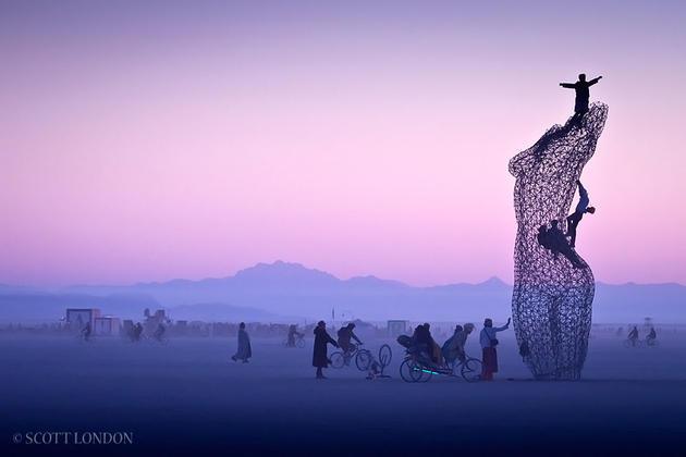 Burning Man 2011