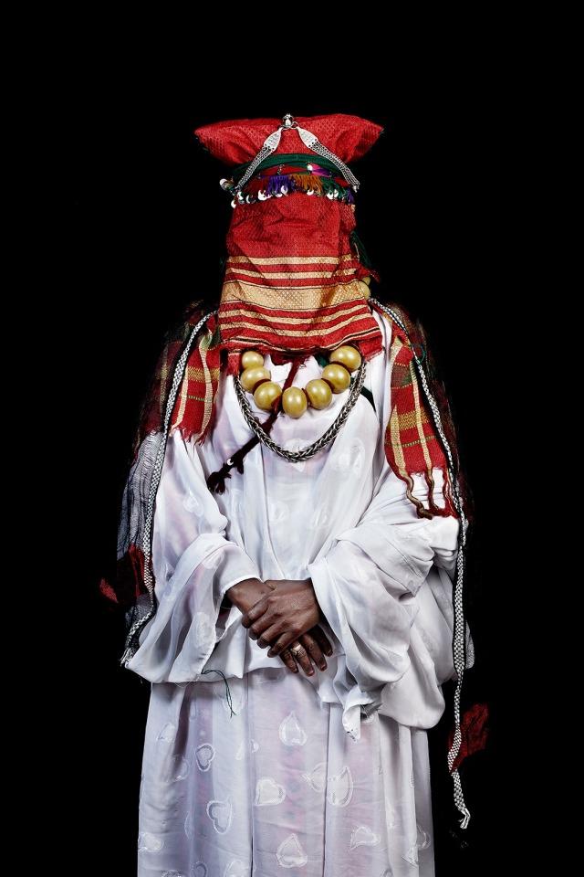 Khamlia Bride, South of Morocco, 2014