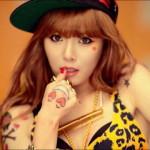 Корейская девушка-рэпер Хёна и ее креативный взгляд на жизнь