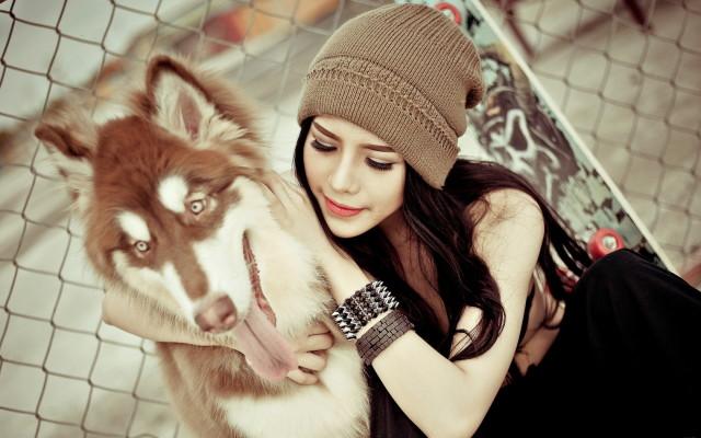lovely-girl-dog-mood-wallpaper-1680x1050_1